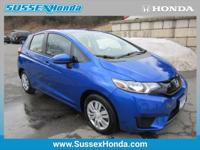 This outstanding example of a 2017 Honda Fit LX is