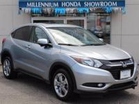 This Honda Certified HR-V EX AWD CVT  is a New Arrival