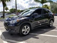 Recent Arrival! 2017 Honda HR-V Black 28/34