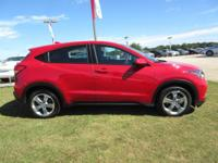 Look at this 2017 Honda HR-V LX 2WD CVT. Its Variable