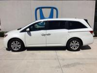 Check out this 2017 Honda Odyssey EX-L. Its Automatic