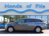 New Arrival! CarFax One Owner! This Honda Odyssey is