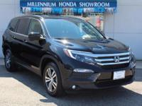 This Honda Certified Pilot EX-L AWD is Priced Below The