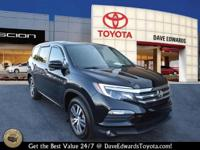 Options:  2017 Honda Pilot Ex-L|Ex-L 4Dr Suv|One