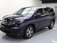 This awesome 2017 Honda Pilot comes loaded with the