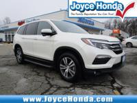 Recent Arrival! Honda Certified, Clean Vehicle History