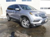 Get the BIG DEAL on this amazing 2017 Honda Pilot EX-L