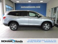 Recent Arrival! This 2017 Honda Pilot EX-L in Lunar