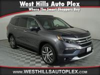 New Arrival! AWD, CarFax One Owner! This Honda Pilot is