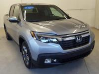 Come see this 2017 Honda Ridgeline RTL while we still