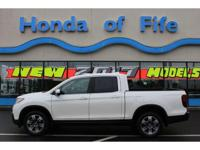 AWD; CarFax One Owner! This Honda Ridgeline is