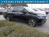 Come see this 2017 Honda Ridgeline RTL it is like new.