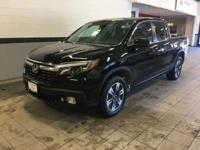 The Honda Ridgeline. This truck is the second