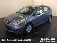 Just Reduced! 2017 Hyundai Accent SE Triathlon Gray