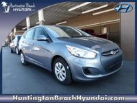 This 2017 Hyundai Accent SE  will sell fast! This