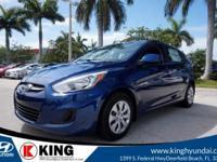 $3,828 off MSRP! 36/26 Highway/City MPG King Hyundai is