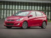 Sonisilver 2017 Hyundai Accent SE FWD 6-Speed Automatic