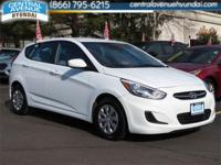 Recent Arrival!! Certified. 2017 Hyundai Accent SE
