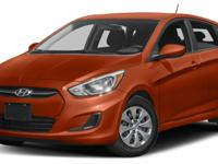 CARFAX One-Owner. Clean CARFAX. Orange 2017 Hyundai