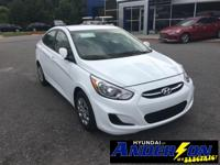 2017 Hyundai Accent SE FWD 6-Speed Automatic with
