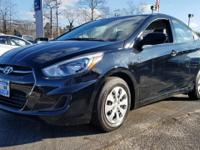 Your search is over with this  2017 Hyundai Accent.