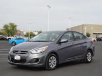 This 2017 Hyundai Accent SE is a great option for folks