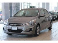 Options:  2017 Hyundai Accent Visit Integrity Auto