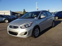Local trade-in!! 2017 Hyundai Accent SE in Beautiful