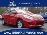 2017 Hyundai Accent SE. Gray w/Cloth Seat Trim,