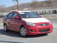 2017 Hyundai Accent SE Gry Cloth. 36/26 Highway/City