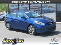 Accent Value Edition, Pacific, and Gray. Excels when it