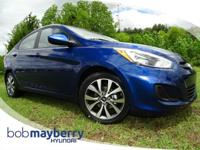 New Arrival! This 2017 Hyundai Accent Pacific with a