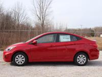 LOADED WITH VALUE! This Hyundai Accent comes equipped