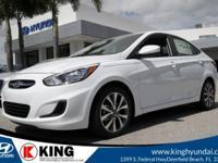$3,839 off MSRP! 36/26 Highway/City MPG King Hyundai is