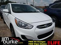 This 2017 Hyundai ACCENT Save money at the pumps