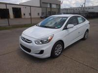 2017 Hyundai Accent SE 4D Sedan, 6-Speed Automatic with