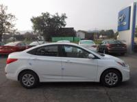 2017 Hyundai Accent SE 6-Speed Automatic with