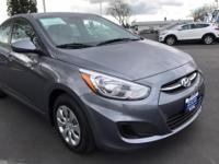 EPA 36 MPG Hwy/26 MPG City! CARFAX 1-Owner, GREAT MILES