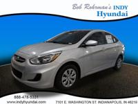 2017 Hyundai Accent SE Silver WITH SOME AVAILABLE