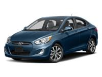 Factory MSRP: $17,575 $1,384 off MSRP! 2017 Hyundai