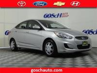This 2017 Hyundai Accent SE is offered to you for sale