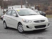 2017 Hyundai Accent SE Bge Cloth. 36/26 Highway/City
