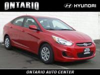 Delivers 36 Highway MPG and 26 City MPG! This Hyundai