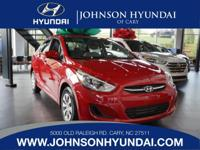 2017 Hyundai Accent SE. Gray w/Cloth Seat Trim,
