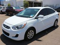 2017 Hyundai Accent SE Beige. 36/26 Highway/City MPG