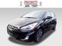 This 2017 Hyundai Accent Sport is a great option for