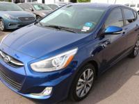 2017 Hyundai Accent Sport Black. 36/26 Highway/City