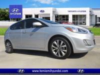 Boasts 36 Highway MPG and 26 City MPG! This Hyundai