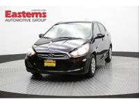 New Price! 2017 4D Sedan Black 2017 Hyundai Accent