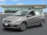 Sandstone 2017 Hyundai Accent Value Edition FWD